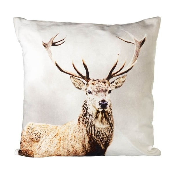 Vankúš s výplňou O my deer!, 45x45 cm