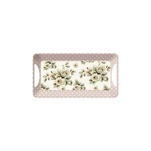 Podnos Katie Alice Cottage Flower, 39x20 cm