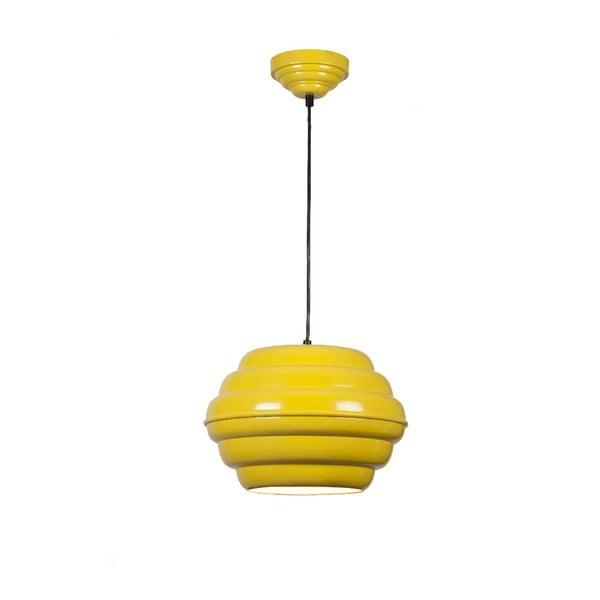 Stropné svetlo Pendant Yellow