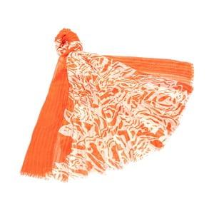 Šatka Laura Orange