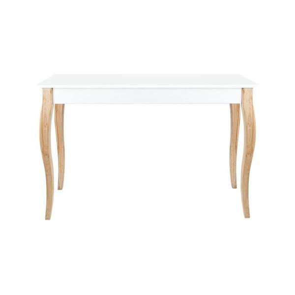 Konzolový stolík Dressing Table 150x74 cm, biely