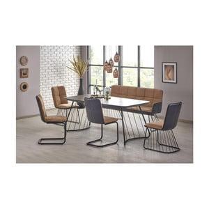 Jedálenský stôl Halmar Boston, 180 x 90 cm