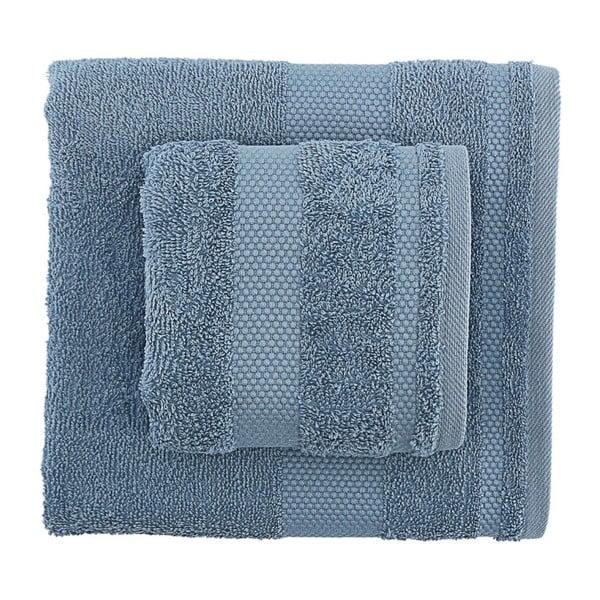 Sada 2 modrých uterákov Tommy