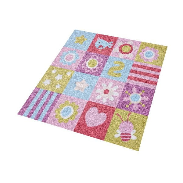 Detský koberec Zala Living Girls, 100×100cm