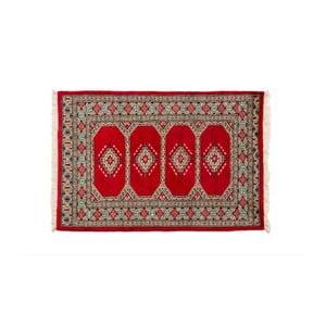 Ručne viazaný koberec Kashmir 111, 120x80 cm