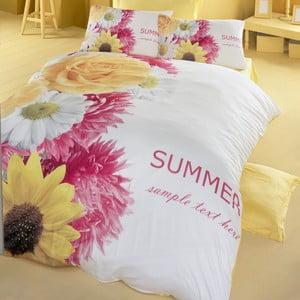 Obliečky s plachtou Daisy, 200x220 cm