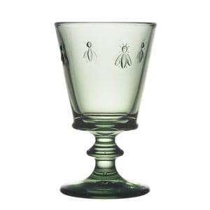 Zelený pohár na víno La Rochère Abeille, 240 ml