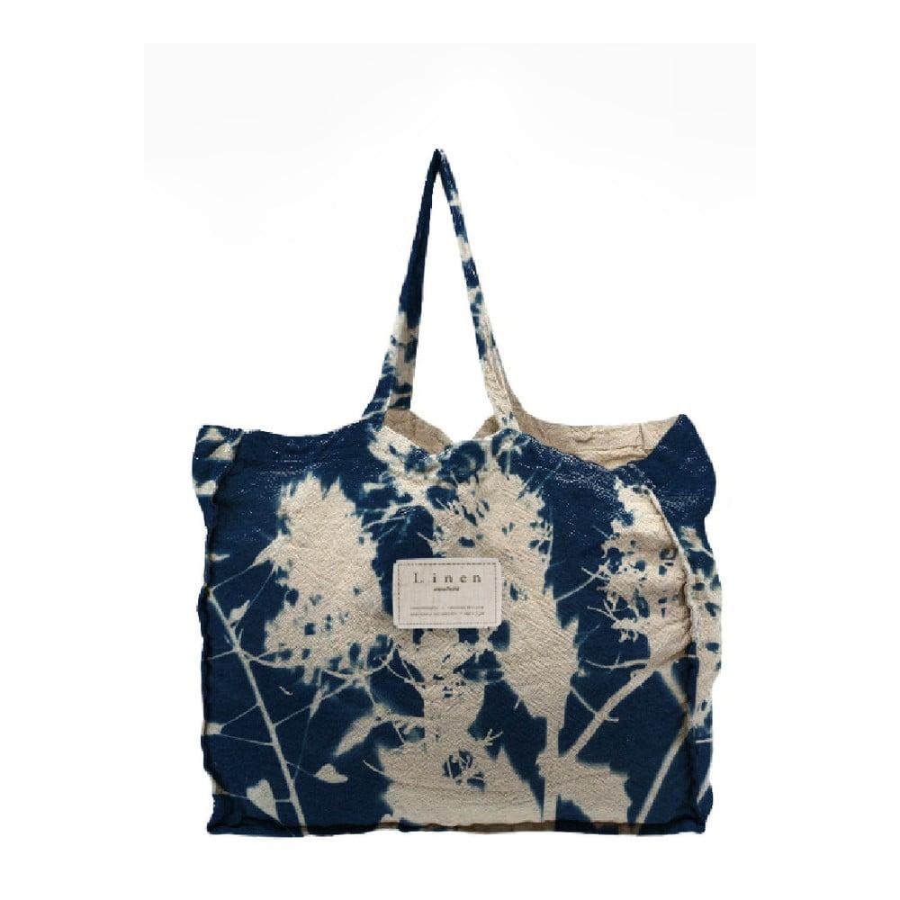 Látková taška Linen Couture Tie-Dye, šírka 50 cm
