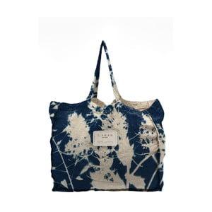 Látková taška Linen Tie-Dye, šírka 50 cm
