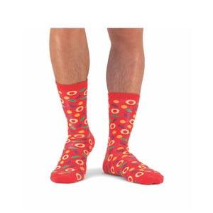 Unisex polievkové ponožky v plechovke Luckies of London Minestrone
