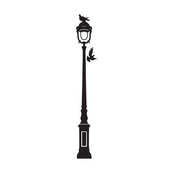 Samolepka Ambiance Big Street Lamp