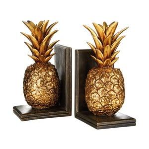 Zarážky na knihy Premier Living Pineapple