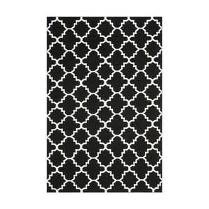 Vlnený koberec Safavieh Darien Dark, 91 x 152 cm