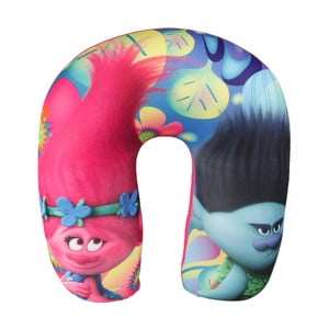 Detský krčný vankúš InnovaGoods Trolls Neck Pillow