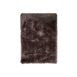 Tmavosivý koberec Pearl 160×230 cm