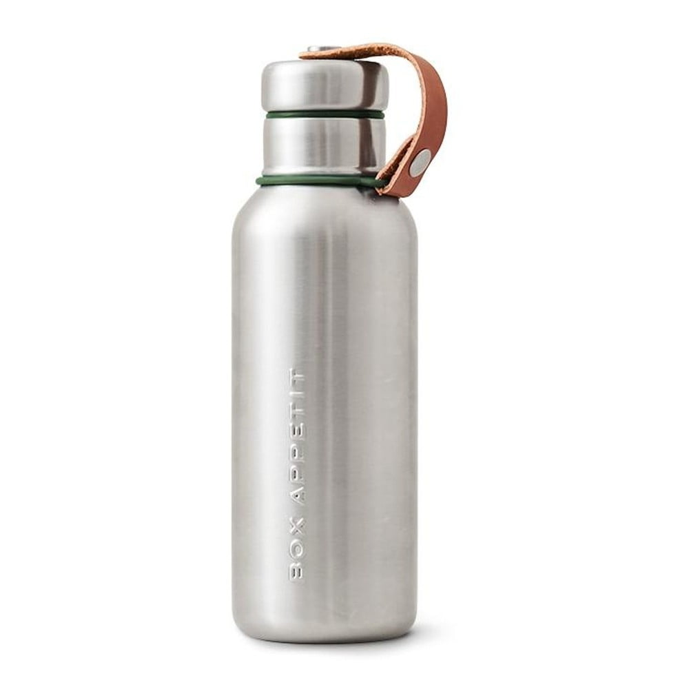 Olivovozelená dvojstenná antikoro termofľaša Black  Blum Insulated Vacuum Bottle 500 ml