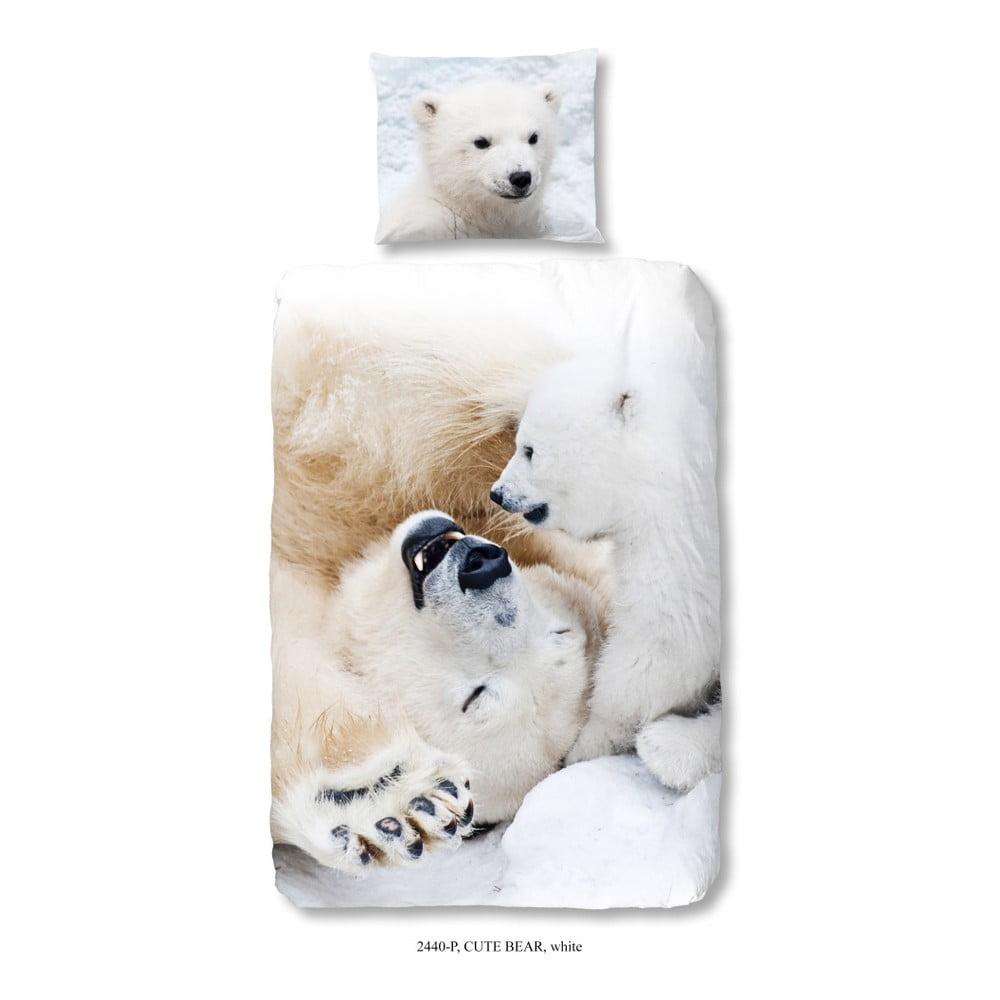 Detské obliečky na jednolôžko z čistej bavlny Muller Textiels Rasana, 140 × 200 cm