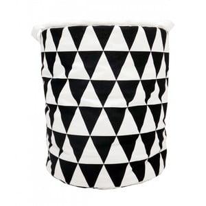 Veľký kôš So Homel Triangles, 40 x 48 cm