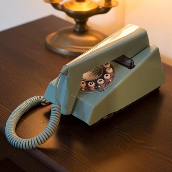 Retro funkčný telefón Trim Peacock Green