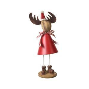 Vianočná dekorácia Parlane Moose