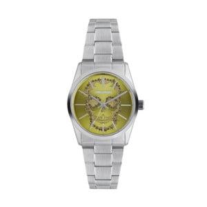 Unisex hodinky striebornej farby Zadig & Voltaire