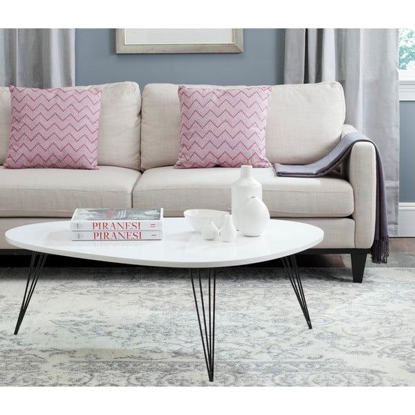 Kávový stôl Wynton, svetlá doska
