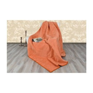 Bavlnená deka Onur Turuncu, 230×180 cm