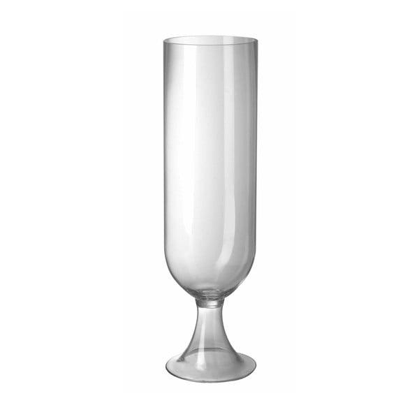 Sklenená váza Parlane Eston, výška 50 cm