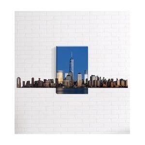 Nástenný 3D obraz Mosticx New York Skyline, 40 x 60 cm