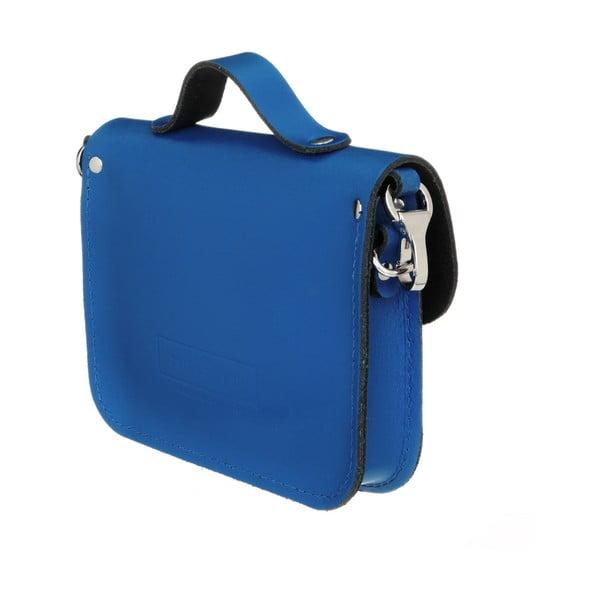 Kožená menšia kabelka Alton Royal Blue