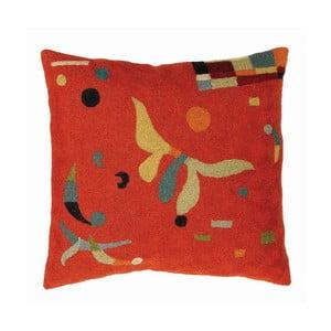 Obliečka na vankúš Orange Elements, 45x45 cm