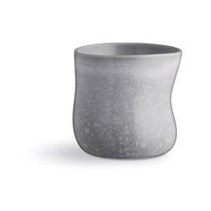 Svetlosivý kameninový hrnček Kähler Design Mano, 300 ml