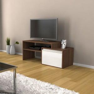 Televízny stolík Torino Walnut