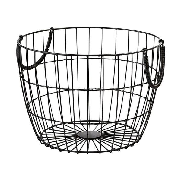 Kovový košík Troya, 36x26 cm z bistra U Kubistu