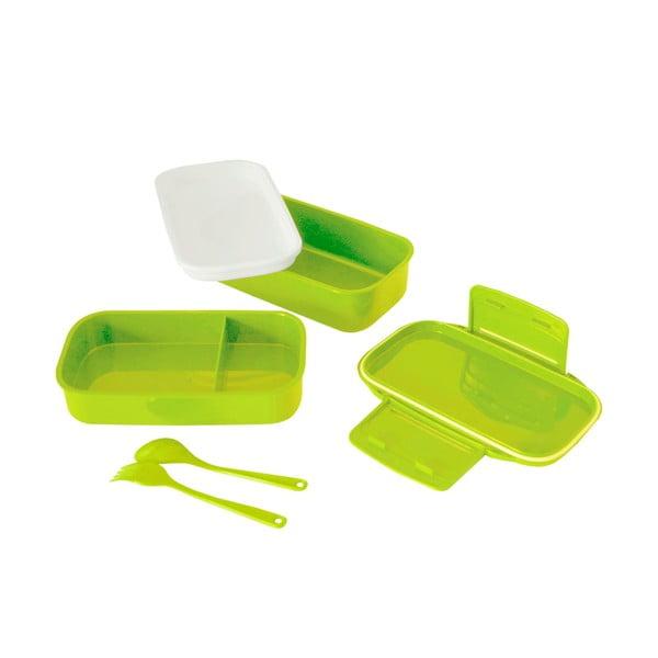 Desiatový box Lime Green