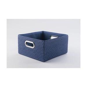 Modrý úložný kôš Compactor Pár