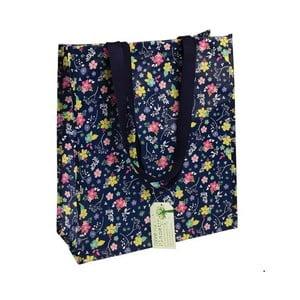 Nákupná taška s kvetinovým motívom Rex London