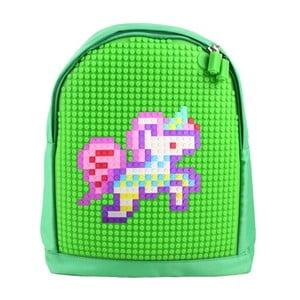 Detský batoh Pixelbag green/green
