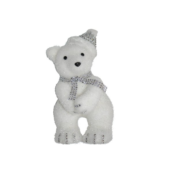 Dekoratívna soška Bear Hat