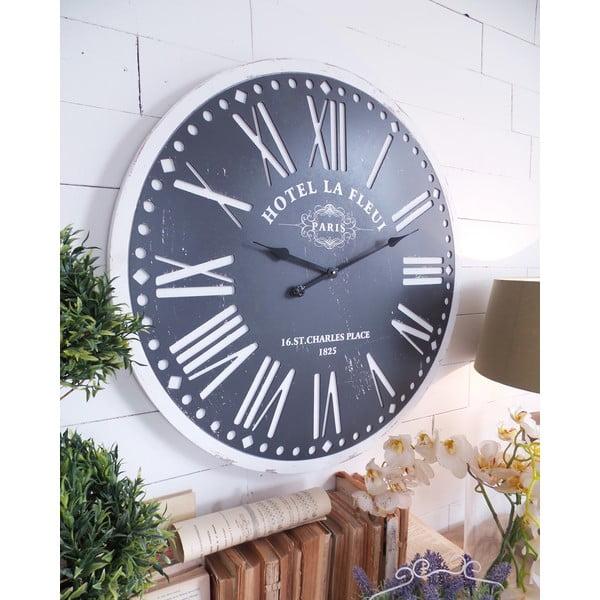 Nástenné hodiny Hotel le Fleui, 80 cm