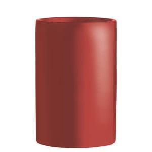 Hrnček na zubné kefky Galzone, červený