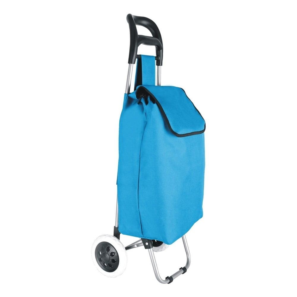 Modrá taška na kolieskach Hero Chariot, 32 l