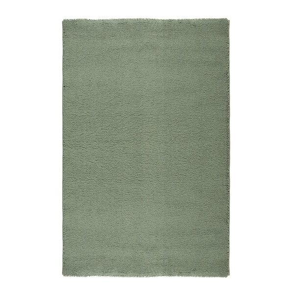 Vlnený koberec Pradera Verde, 140x200 cm