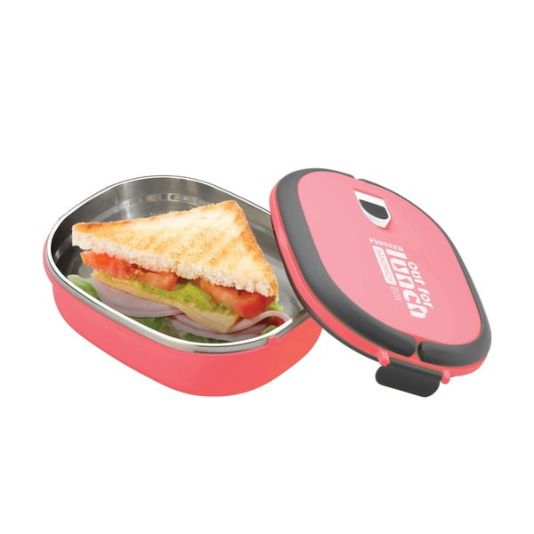 Nádoba na obed Lunchbox Pink