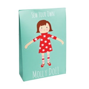 Set na ušitie bábiky Rex London Molly Doll