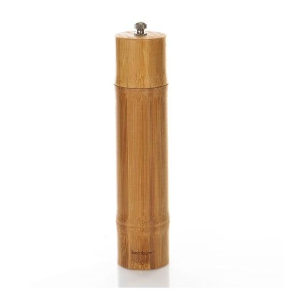 Mlynček na soľ a korenie Bambum Madras, 22 cm