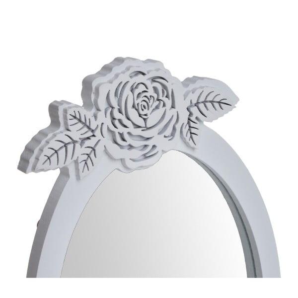 Drevená toaletka so zrkadlom Romantic