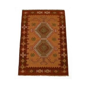 Vlnený koberec Kilim 73, 140x200 cm