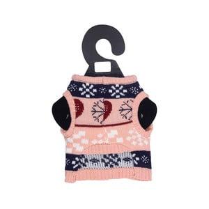 Pletený sveter pre psa Tri-Coastal Design, veľkosť XS
