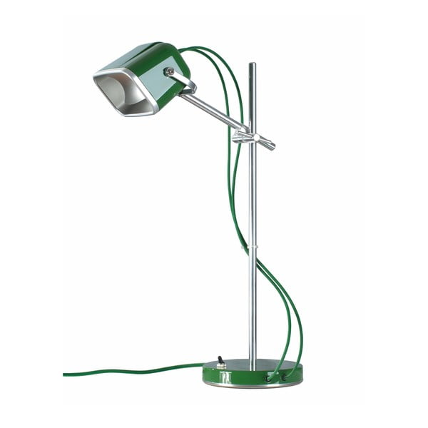 Stolová lampa Mob, zelená